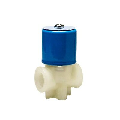 Solenoid Valve, 2/2, 1/4, Plastic Body, Water Dispenser, N.C., AC110V