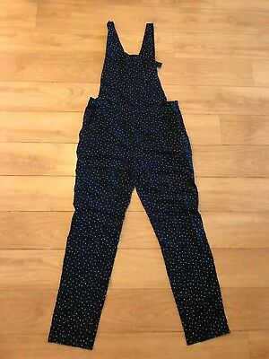 Brand New Boden Johnnie B Teenage Girl Dungarees Size 13 + Breathing Viscose