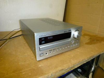 TEAC CR-H240 CD Receiver-No Remote,Aerials Included-Made in Japan-Sounds Superb