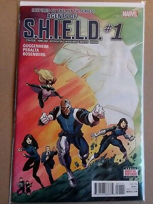 Marvel Comics Agents of S.H.I.E.L.D #1, Near Mint