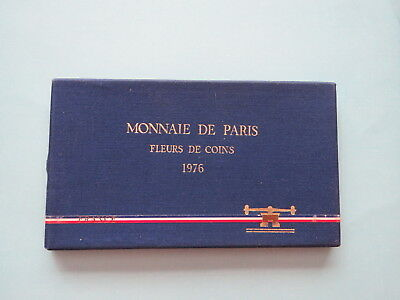 France (1976) - Silver/other Commemorative - Uncirculated/proof