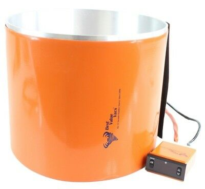 Best Value Vacs 5 Gallon Vacuum Chamber Digital Heating Jacket