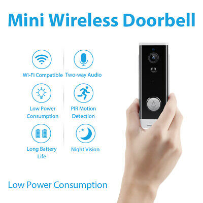 Mini Wifi Spy Camera HD 1080P Wireless Hidden Security Camera FREDI Nanny Cam