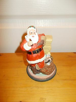 """Coca-Cola Heritage Collection SANTA CLAUS from 1996 5 1/2"""" high"""