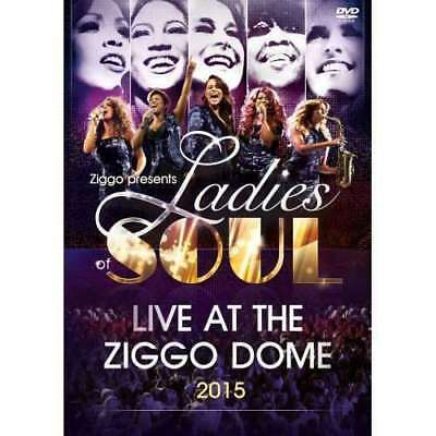 Ladies Of Soul : Live At The Ziggodome 2015 (Dvd)