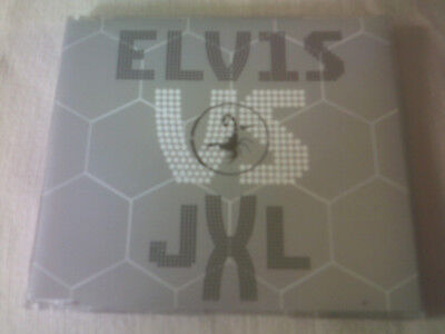 Elvis Presley Vs Jxl - A Little Less Conversation - 3 Track Cd Single