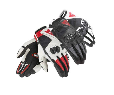 Dainese MIG C2 Genuine Motorcycle Gloves Leather All Colours & Size