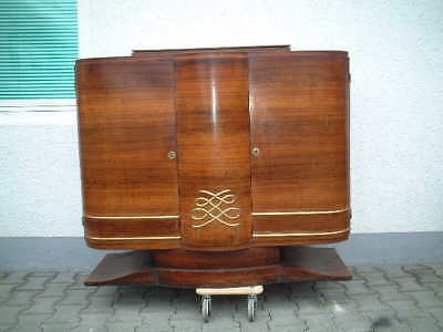 Art deco Sideboard 2trg. unrestauriert