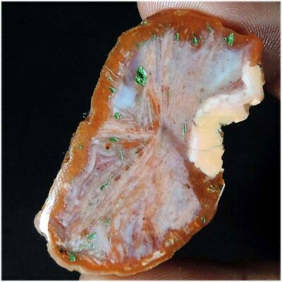 Mind Blowing Designer Natural Berber Agate Rough For Cabbing 64.85Cts.