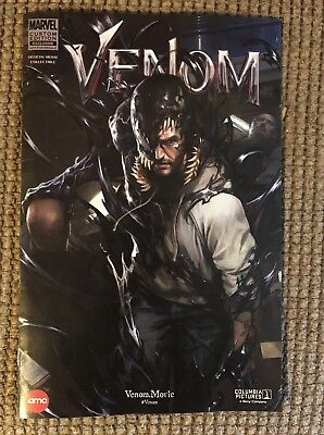 Venom Movie Marvel Limited Edition AMC Exclusive #1 One Shot Comic