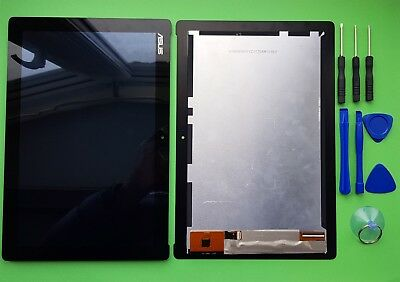 For Genuine Asus ZenPad 10 Z300M P00C LCD Display Digitizer Touch Screen Black