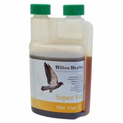 HILTON HERBS SUPER FIT pigeons supplement energy booster racing training stamina
