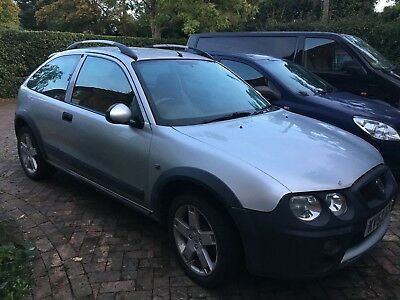 Rover Streetwise 2003 75000 Miles 1396 Petrol 34000