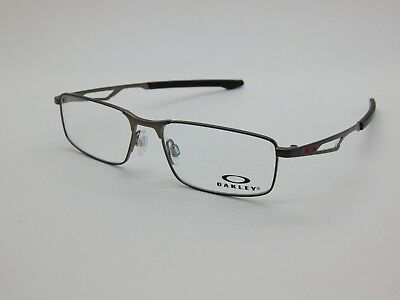 95b3f77b121 NEW Authentic OAKLEY YOUTH BARSPIN XS OY3001-0247 Pewter Kids 47mm Rx  Eyeglasses
