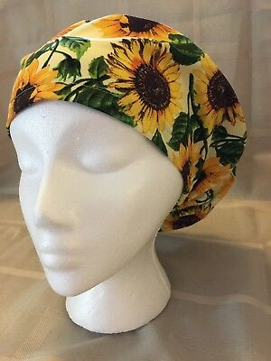 Fall Small Medical Bouffant OR Scrub Cap Surgical Surgery Chemo Hat