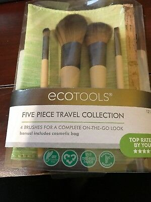 ECOTOOLS  Beautiful You Beautiful World Five Piece Travel Set