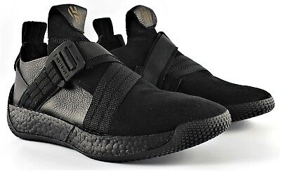 9114b493528a Adidas Harden Ls 2 Buckle Basketball Shoes Core Black Grey F33831 New Mens  Boost