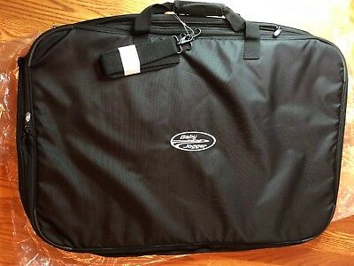 """Baby Jogger Carry Bag Black Expands 31""""x22"""" NEW"""