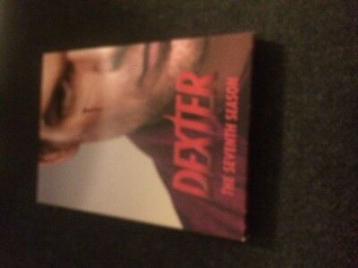 Dexter The seventh 7 season dvd used