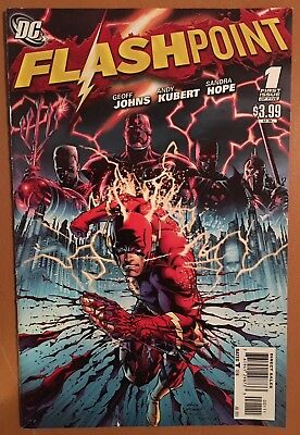 Flashpoint #1 (2011) NM condition