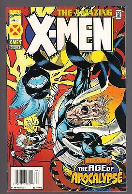 Amazing X Men No 2 April 1995 Marvel Offers Encouraged The Age Of Apocalypse