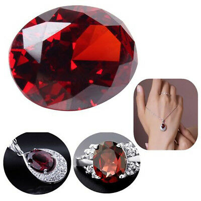 Unheated 13.89CT Pigeon Blood Red Ruby 12X16MM Diamond Oval Cut VVS Loose Gems