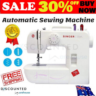 New Singer Sewing Machine with 12 Stitches Functions 6 Stitches LED Buttonhole