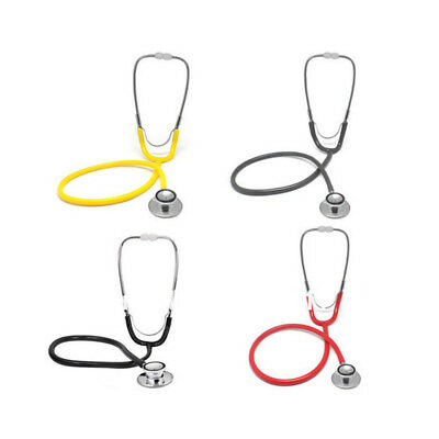 Dual Head Doctors EMT Clinical Stethoscope Medical Auscultation Device Splendid