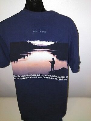 ea2b793a Men's MOUNTAIN LIFE Graphic T-Shirt M