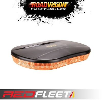 Rlb250My Revolver Led Light Bar Truck Mini Amber Yellow Orange Warning Flashing