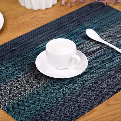 45*30cm Placemat Dining Room Table Mat Heat Insulation Pad Kitchen