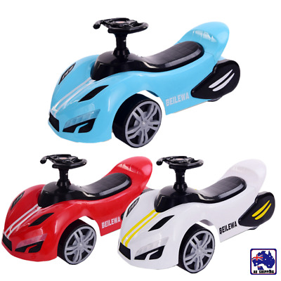 Kids Ride On Toy Car-Push Foot To Floor Toddler Walker Children Toys BWA0024