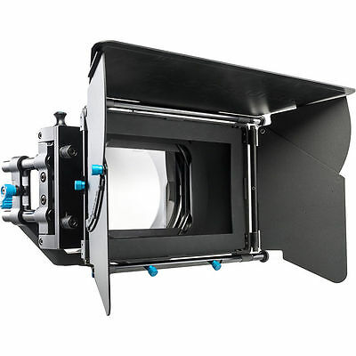New Redrock Micro MatteBox Deluxe Bundle, Flag Kit
