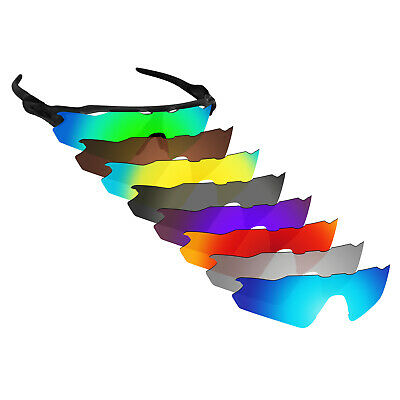 Hawkry Polarized Replacement Lenses for-Oakley Radar EV Path Sunglass - Multiple