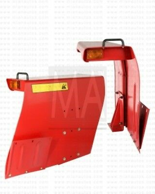 Massey Ferguson Fits 375 385 Tractor Mudguard Fender Wing Pair