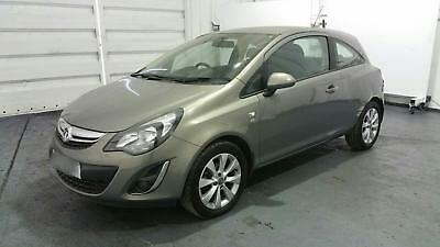 2014 Vauxhall Corsa Excite A/C CDTI Salvage Category S 65414