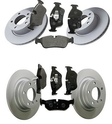 BMW 120d E87 5D 2.0 d 120 161 Drivetec Rear Brake Pads 29 mm For Vented Discs