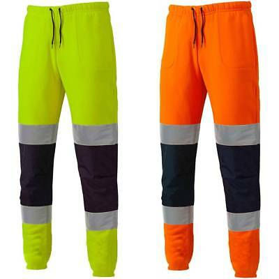 Dickies Two Tone Hi Viz Reflective Joggers SAFETY WORKWEAR High Visibility