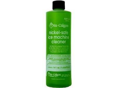 NuCalgon Nickel-Safe Ice Machine Cleaner 16 fl. oz. 4287-34