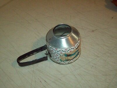 Vintage flour sifter American made Androck 2 cup