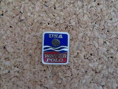 USA Water Polo Olympic Games Team Pin Badge Authentic Quality
