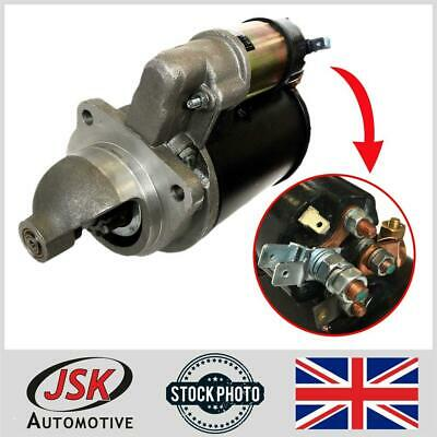 Starter Motor for Perkins A4.212 A4.236 A4.248 1004.4 1004.4T 1004.40 1004.40T