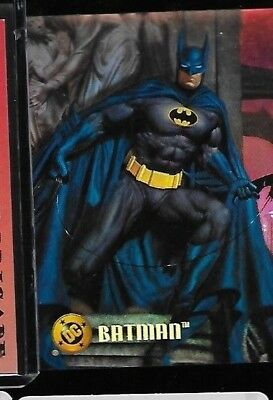 L2 Batman 1995 Skybox Fleer Insert card DC