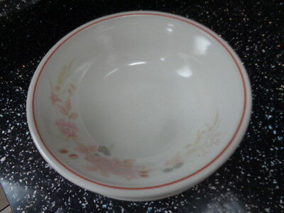 Boots Hedge Rose Cereal Bowls X 3
