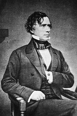 New 5x7 Photo: Franklin Pierce, 14th President of the United States