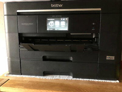 Brother MFC-J5720DW All in One Gerät Drucker Fax Duplex A3 mit OVP + Patronen