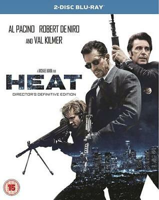 The Heat (Region B Blu-Ray, sealed)