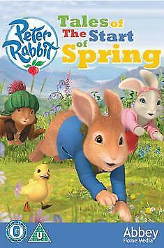 Peter Rabbit: Tales of the Start of Spring =Region 2 DVD,sealed=