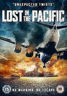 Lost In The Pacific (Region 2 DVD, sealed)