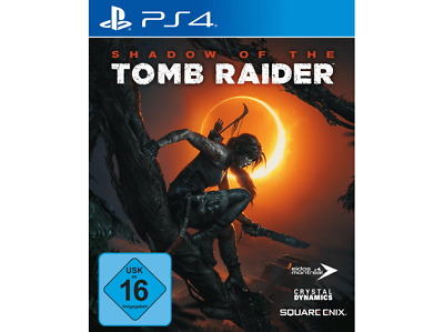 Shadow of the Tomb Raider (Standard Edition) - PlayStation 4